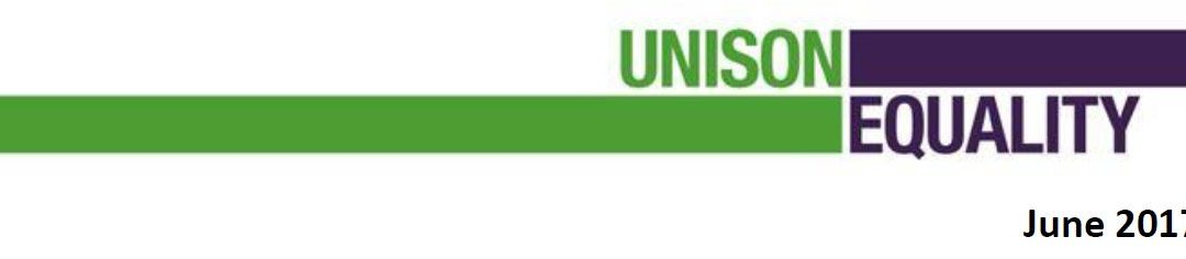 UNISON Activist briefing Exiting the EU: UNISON's equality and human rights objectives